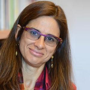 photo of M. Victoria Murillo